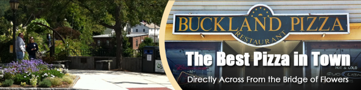 Buckland Pizza